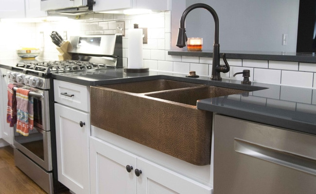 Best-copper-sink