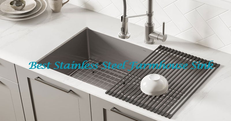 Best-stainless-steel-farmhouse-sink