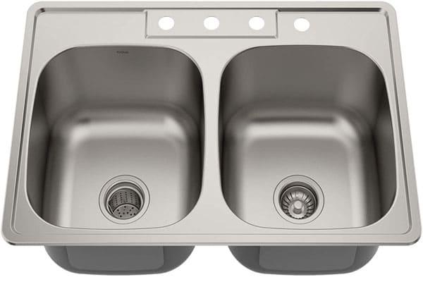 Double-Basin-Kitchen-Sink