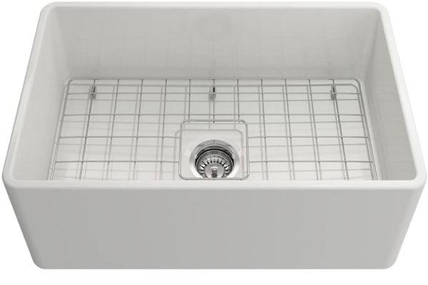Fireclay-Kitchen-Sink