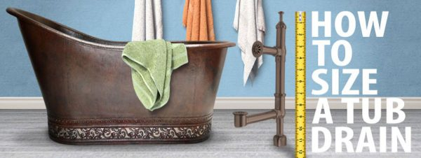 How-to-measure-bathtub-drain-size