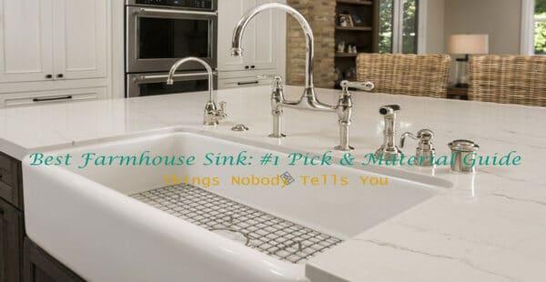 Best Farmhouse Sink