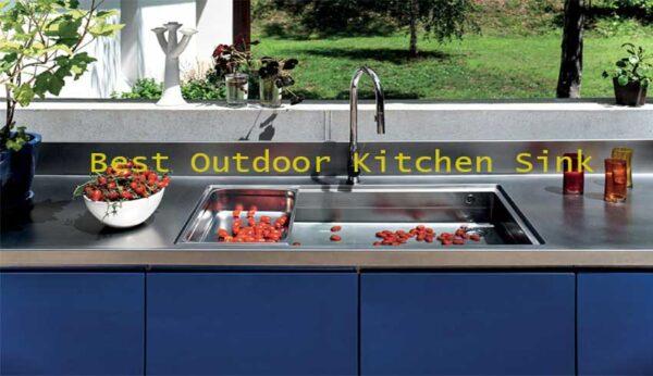 Best-outdoor-kitchen-sink