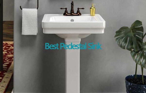 Best-pedestal-sink