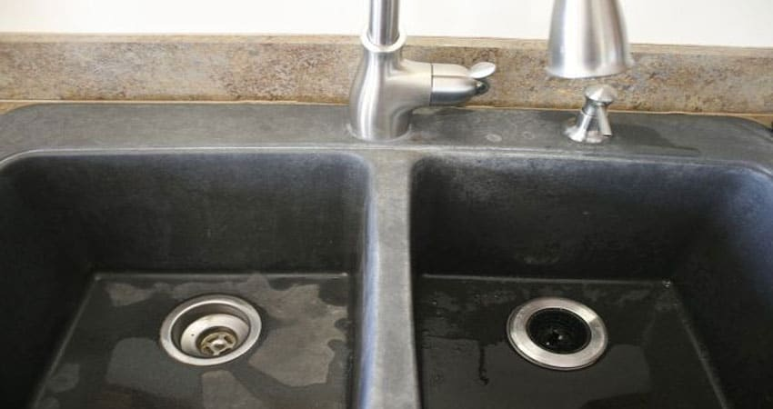 How-to-Clean-a-Granite-Composite-Sink