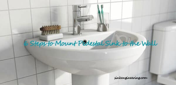 How-to-Mount-a-Pedestal-Sink-to-the-Wall