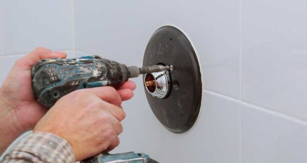 How to remove an american standard faucet handle