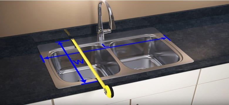 How-to-Measure-an-Undermount-Kitchen-Sink