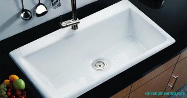 best cast iron kitchen sinks